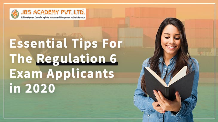 Essential Tips For The Regulation 6 Exam Applicants in 2020