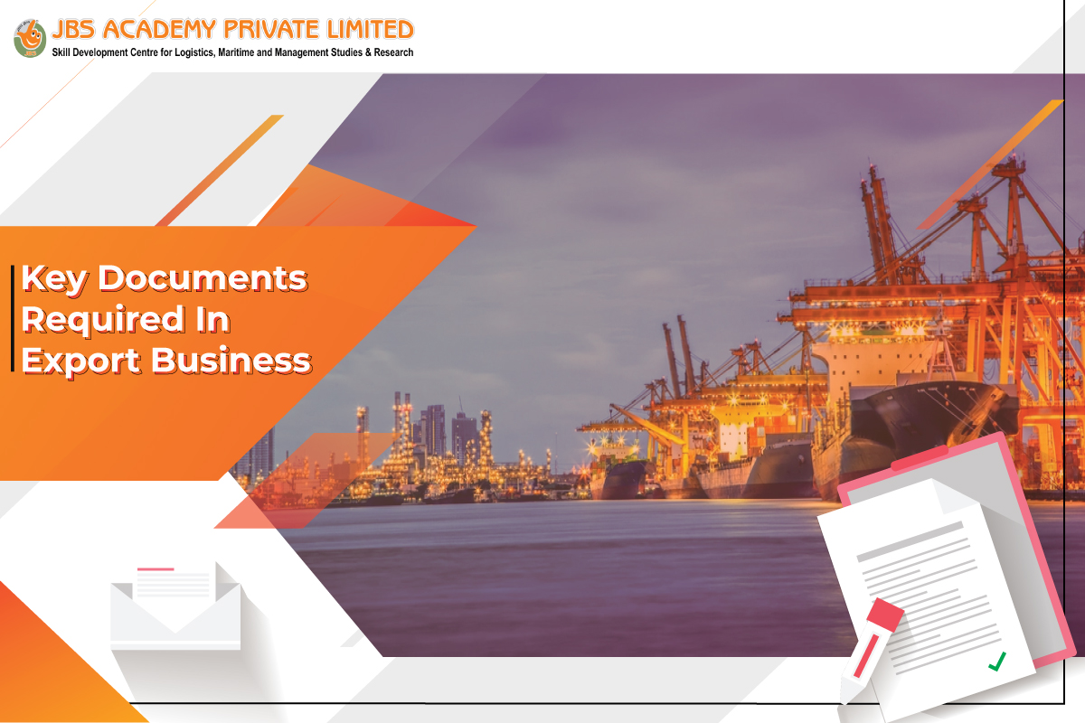 Key Documents Required In Export Business